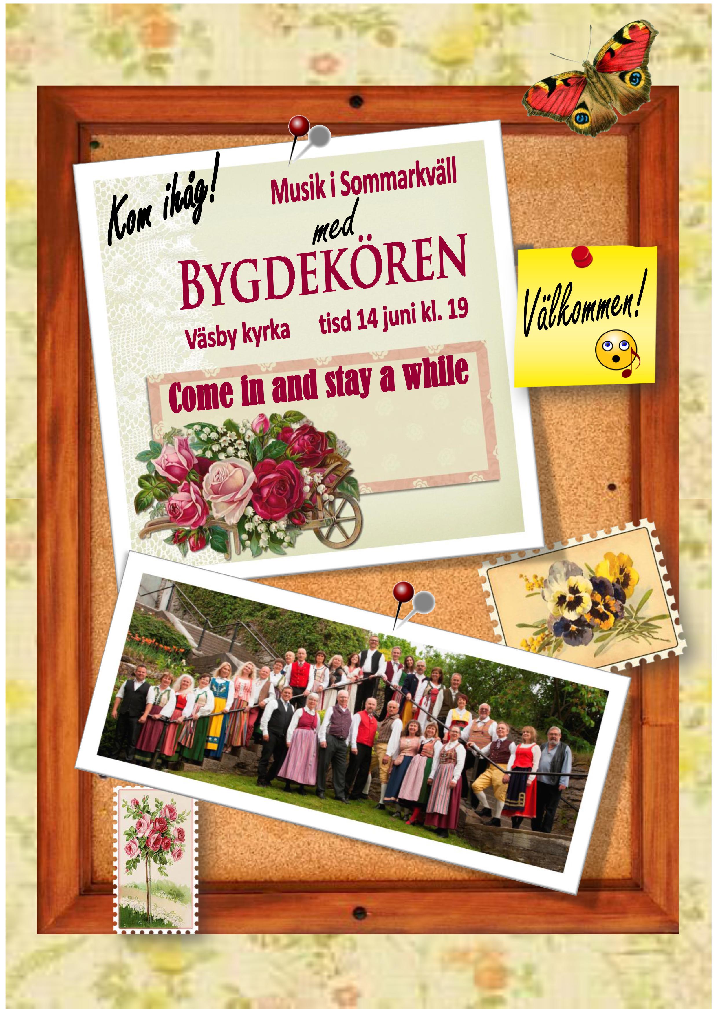 Musik i Sommarkväll Väsby2